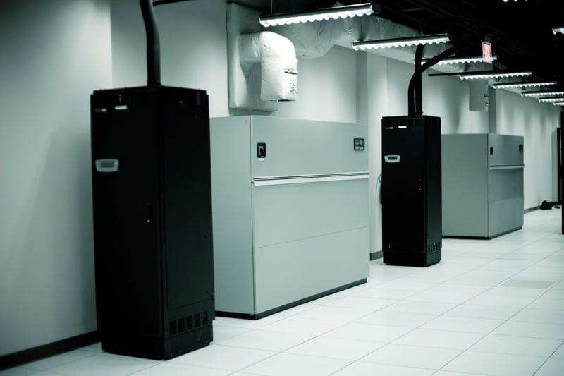 Fully Redundant Data Center Design