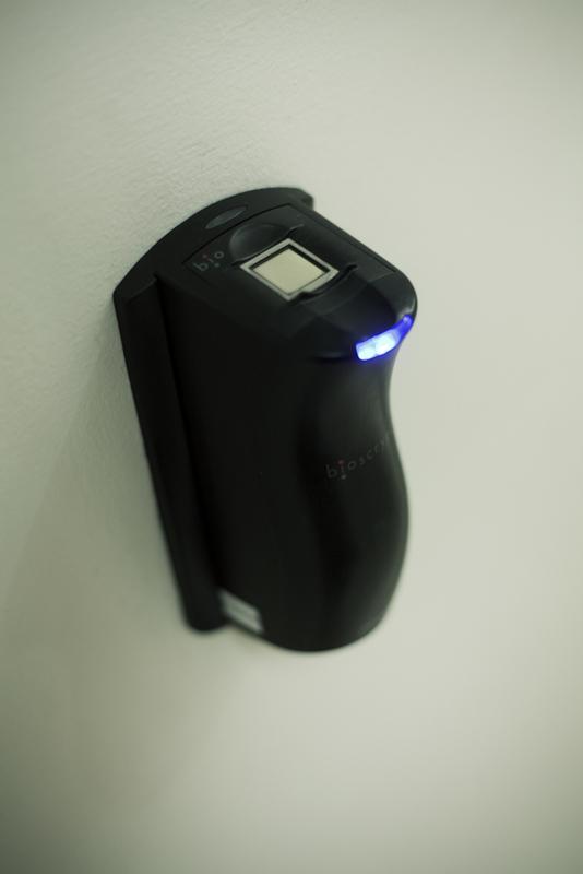 Biometrics Scanner