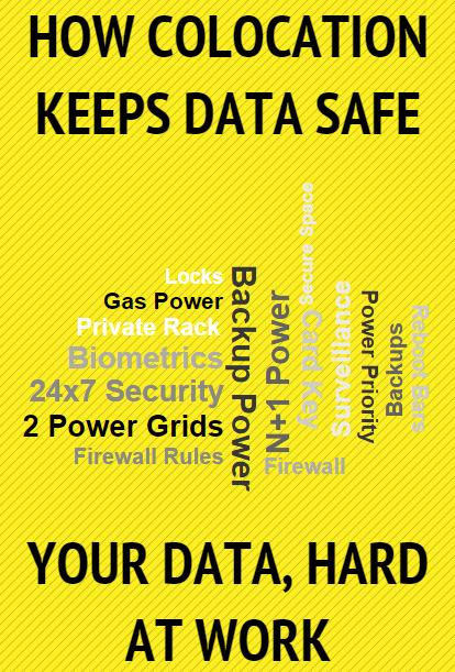 How colocation keeps data safe