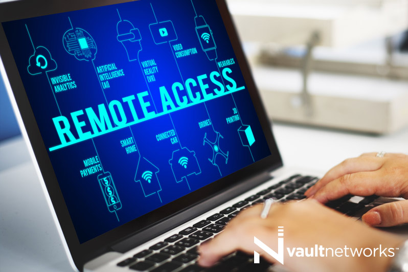 How Vpns Give Employees Remote Network Access Without