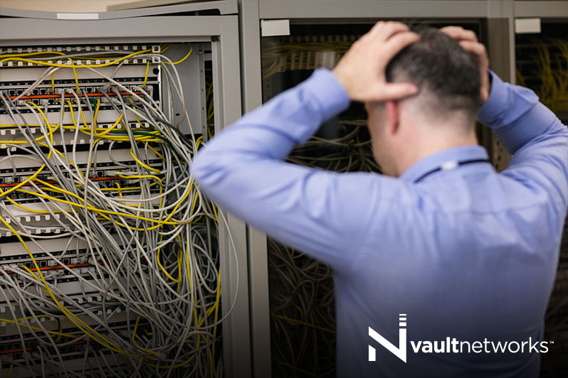Prevent Mission-Critical Network Downtime